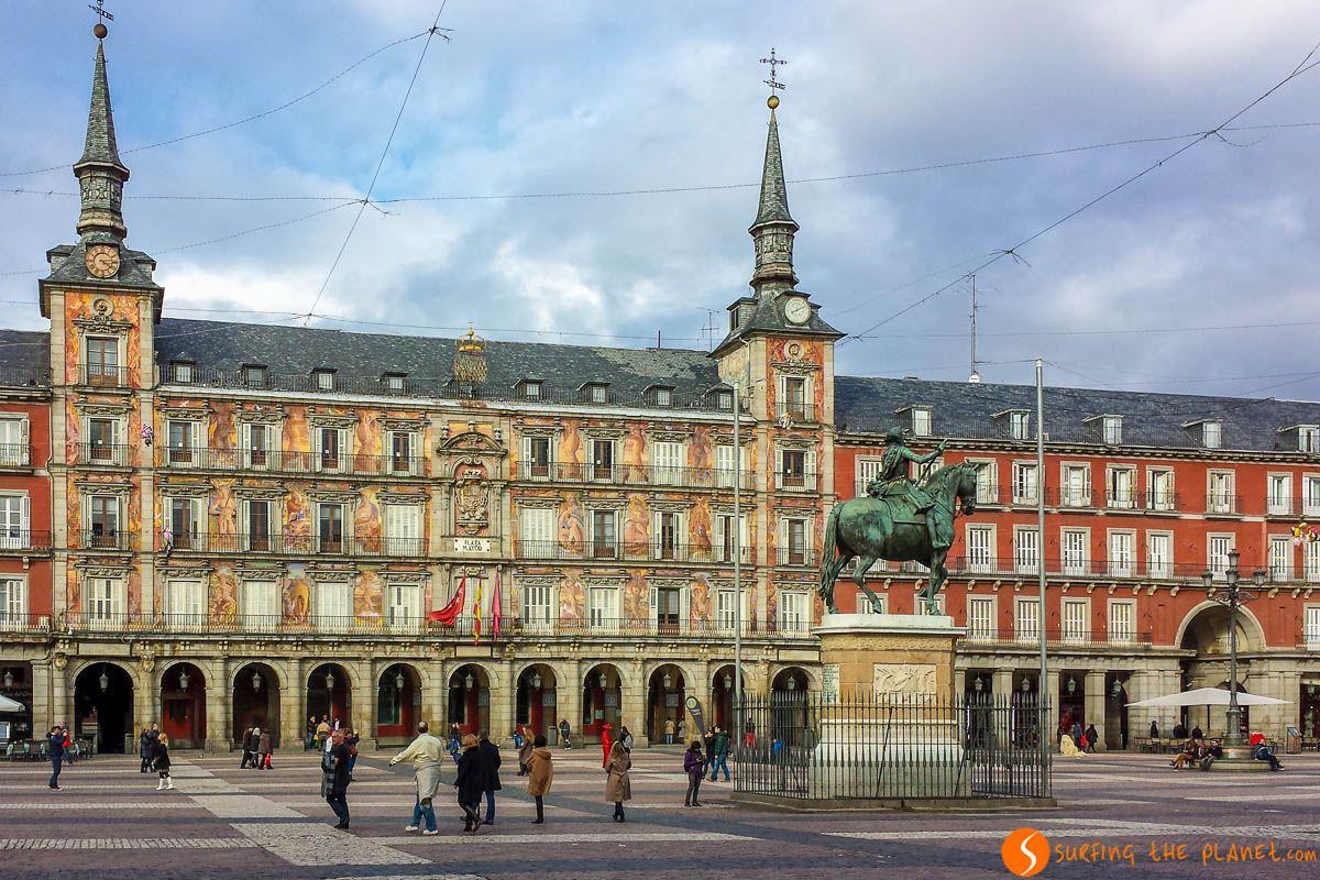 Plaza Mayor, Madrid, España | Tours gratuitos de Madrid