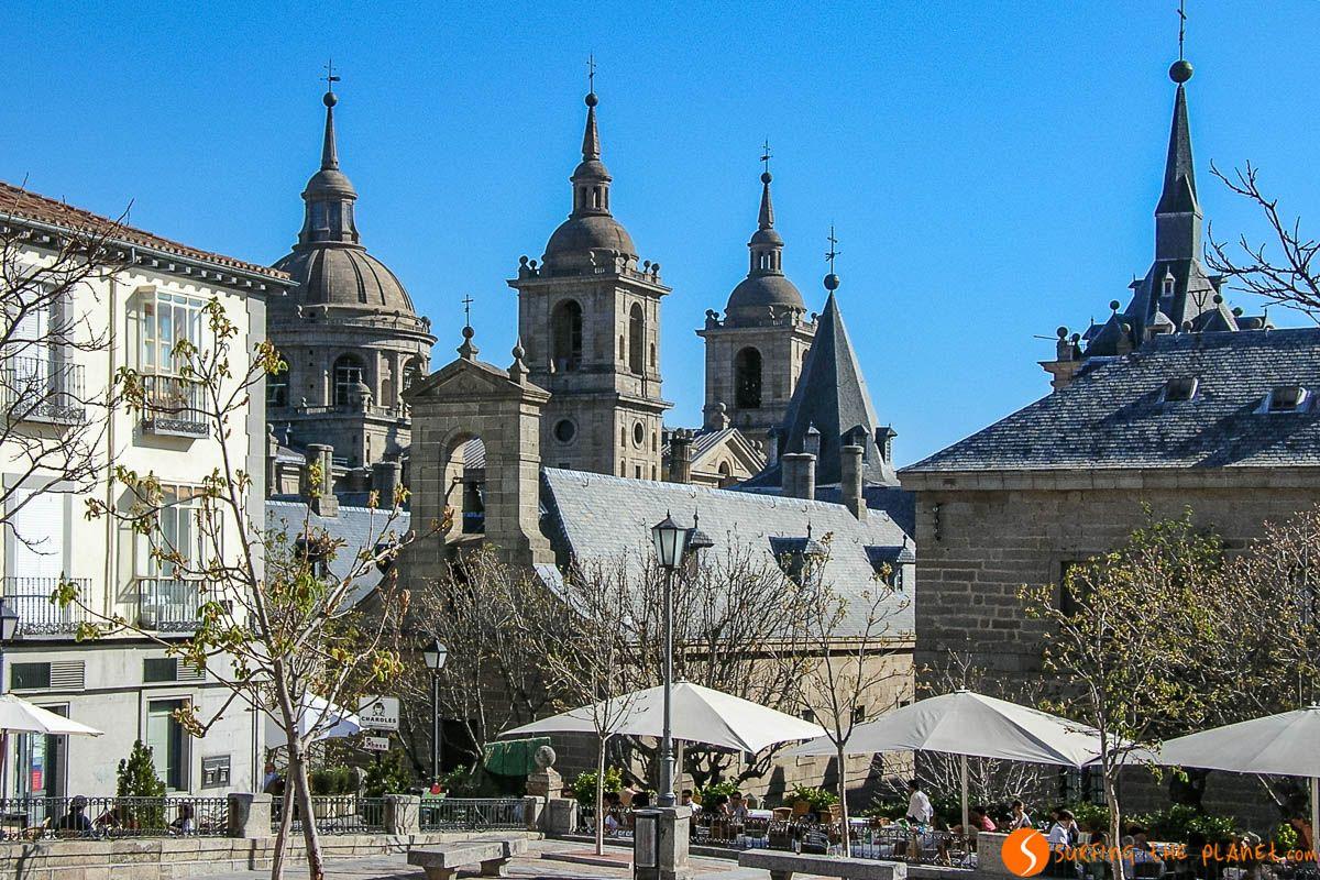 San Lorenzo El Escorial, Comunidad de Madrid  Qué ver y hacer en la Comunidad de Madrid