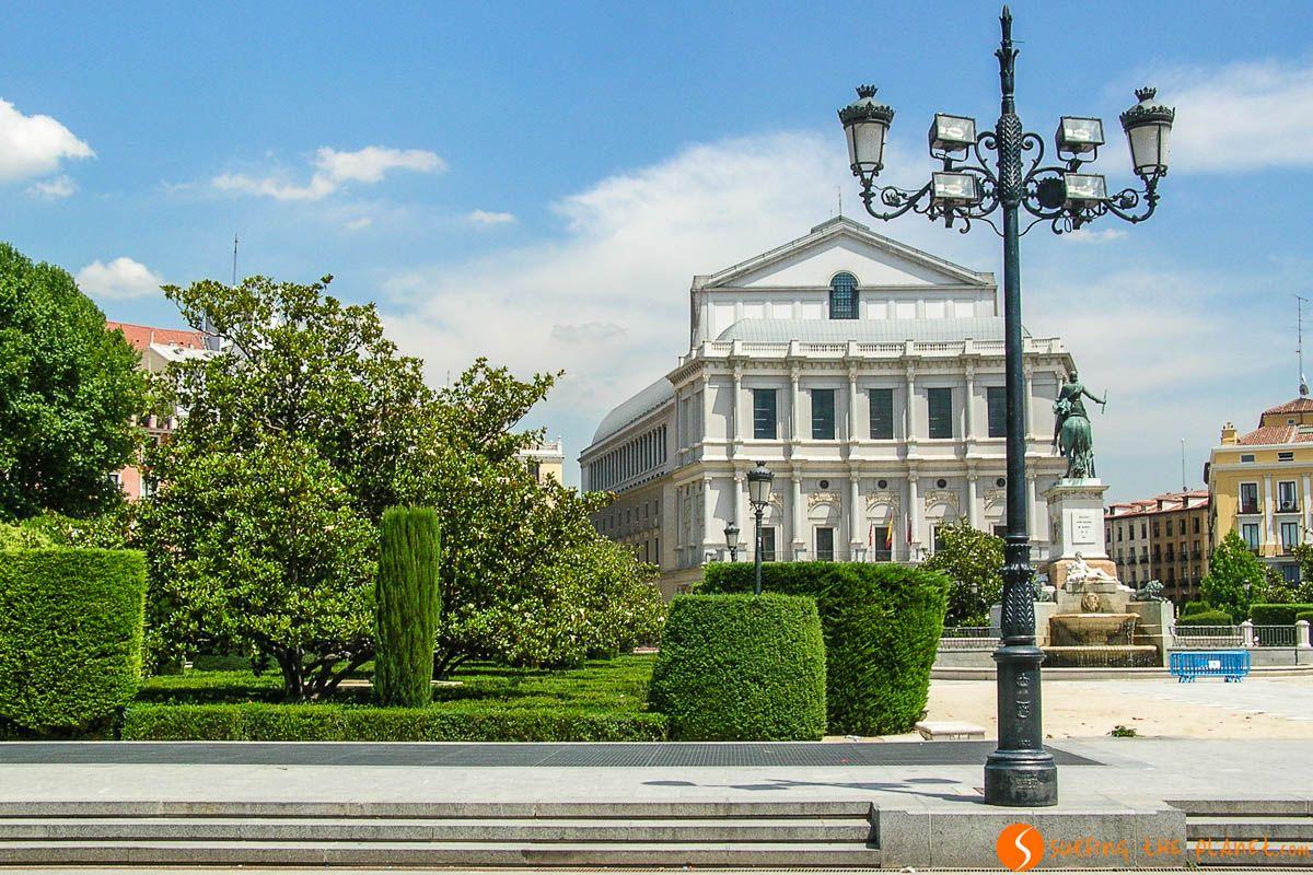 Teatro Real, Madrid, España |Los mejores free tours en Madrid