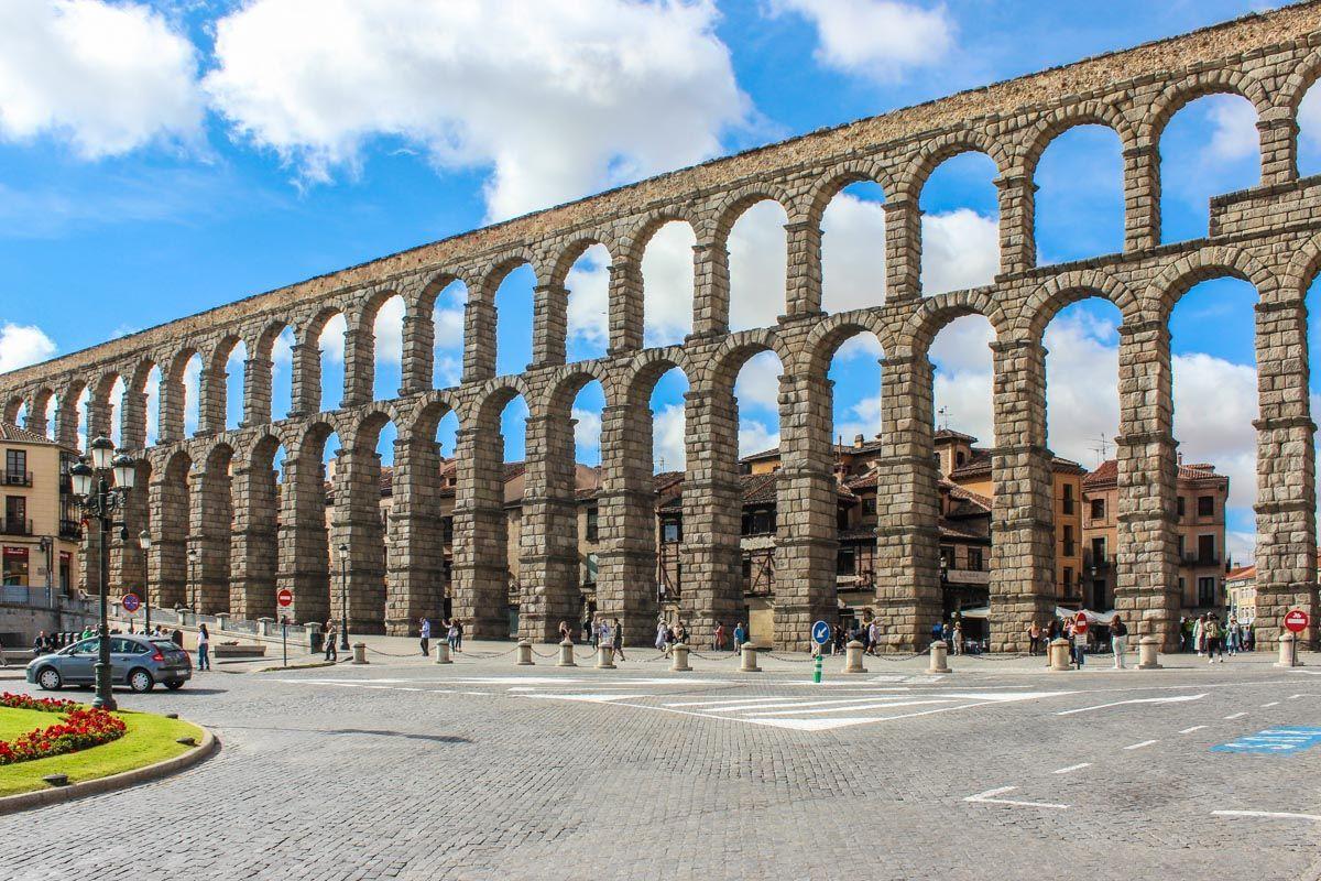 Acueducto, Segovia, Castilla y León | Qué visitar en la provincia de Segovia