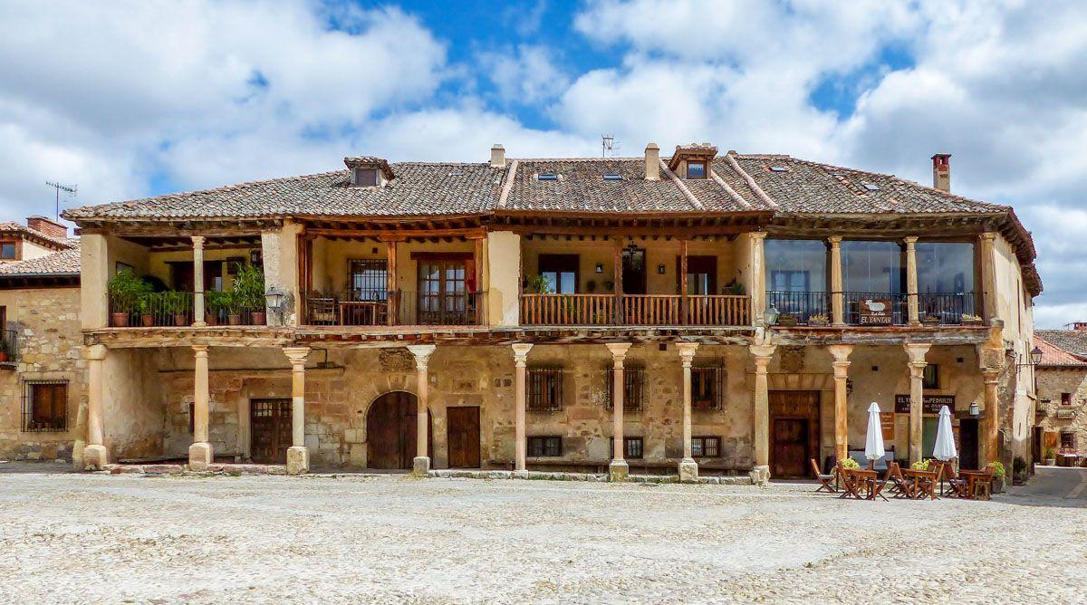 Centro histórico, Pedraza, Segovia, Castilla y León |Pueblos de Segovia con encanto