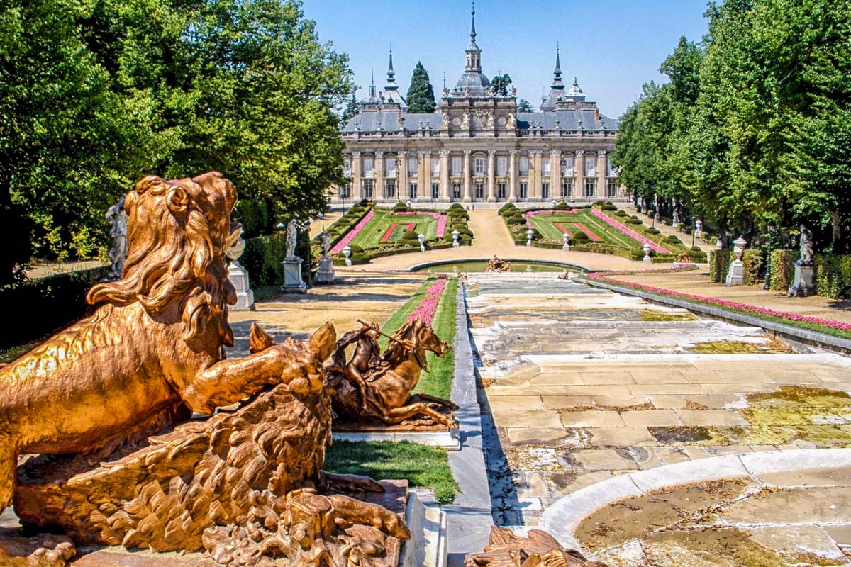 Palacio de Granja de San Ildefonso, Segovia, Castilla y León |Qué hacer en la provincia de Segovia
