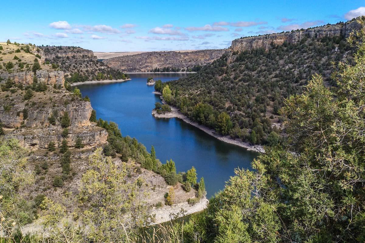 Parque Natural de Hoces de Duratón, Segovia, Castilla y León | Qué ver y hacer en Segovia Provincia