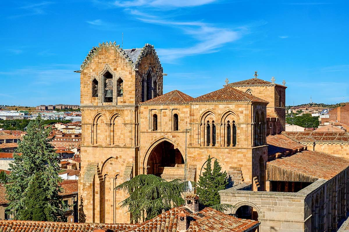 Basílica de San Vicente, Ávila, Castilla y León | Qué ver en la provincia de Ávila