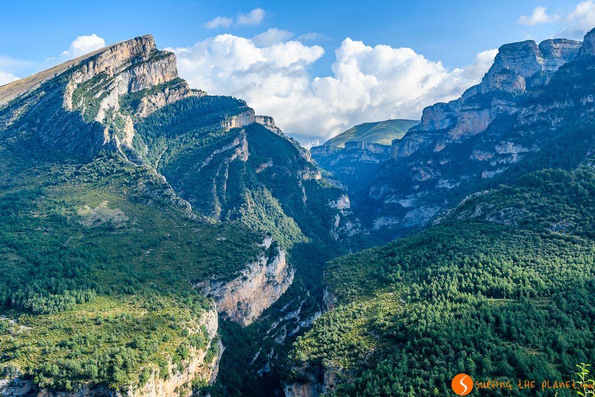 Cañón de Añisclo, Huesca, Aragón   Qué visitar en Huesca Provincia