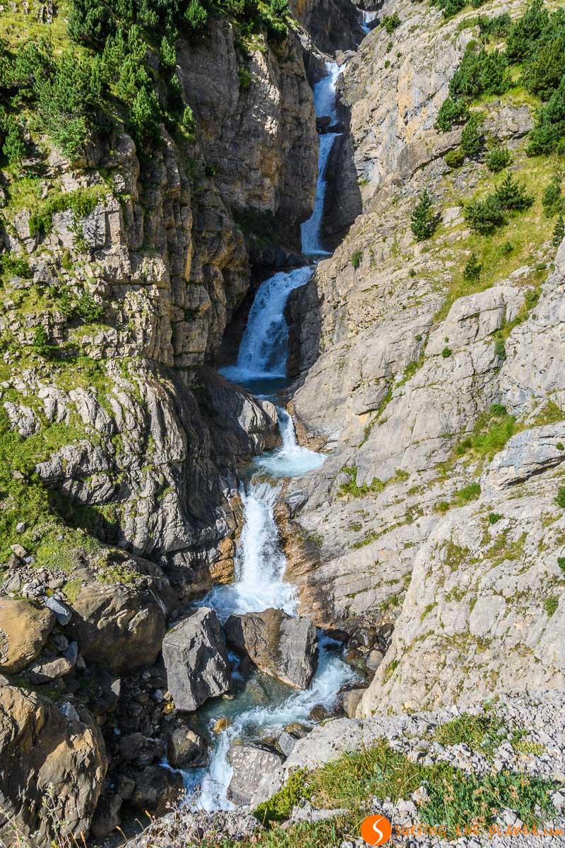 Cascadas de la Cinca, Valle de Pineta, Huesca, Aragón  Qué ver en Huesca