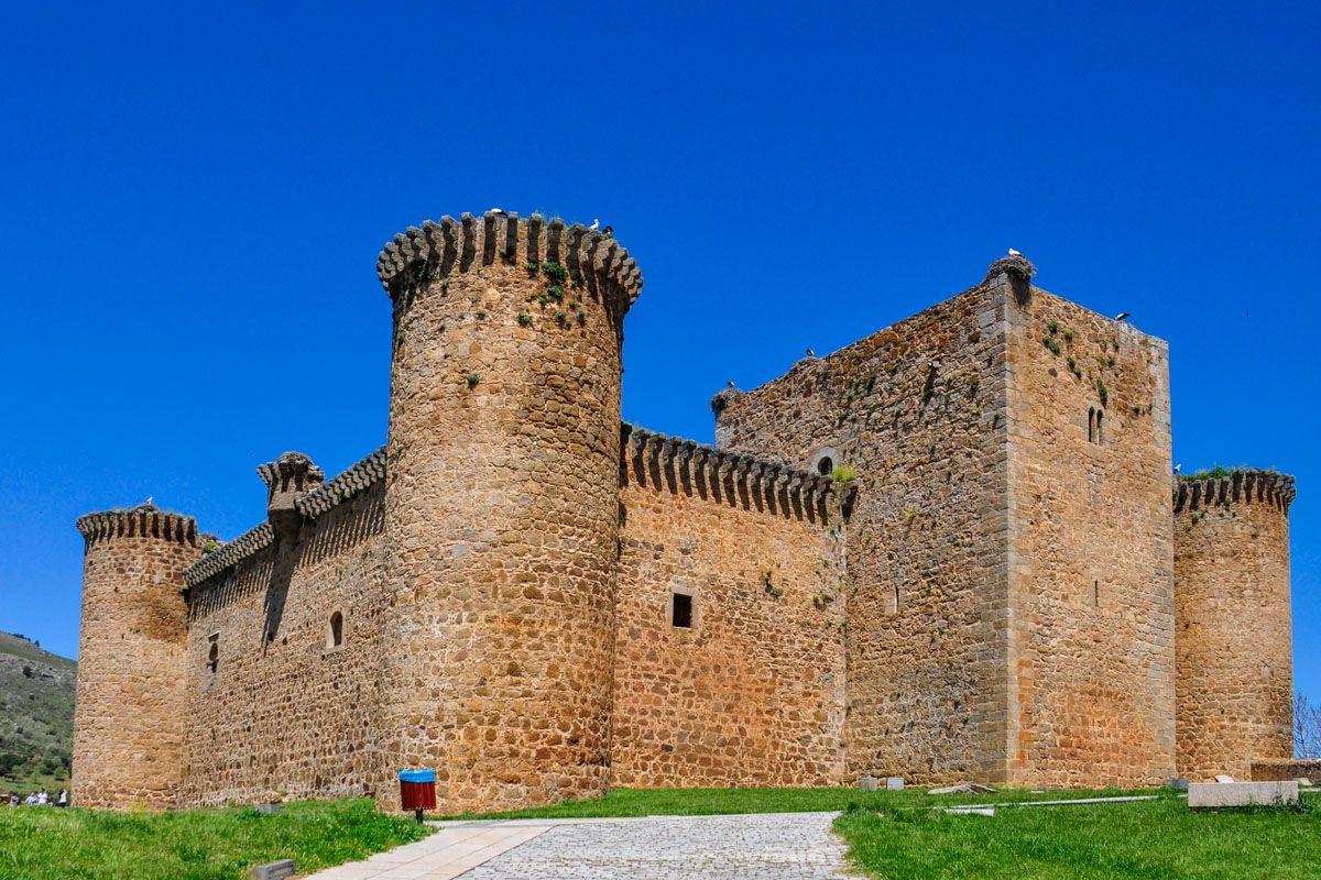 Castillo medieval, El Barco de Ávila, Castilla y León |Pueblos de Ávila con encanto