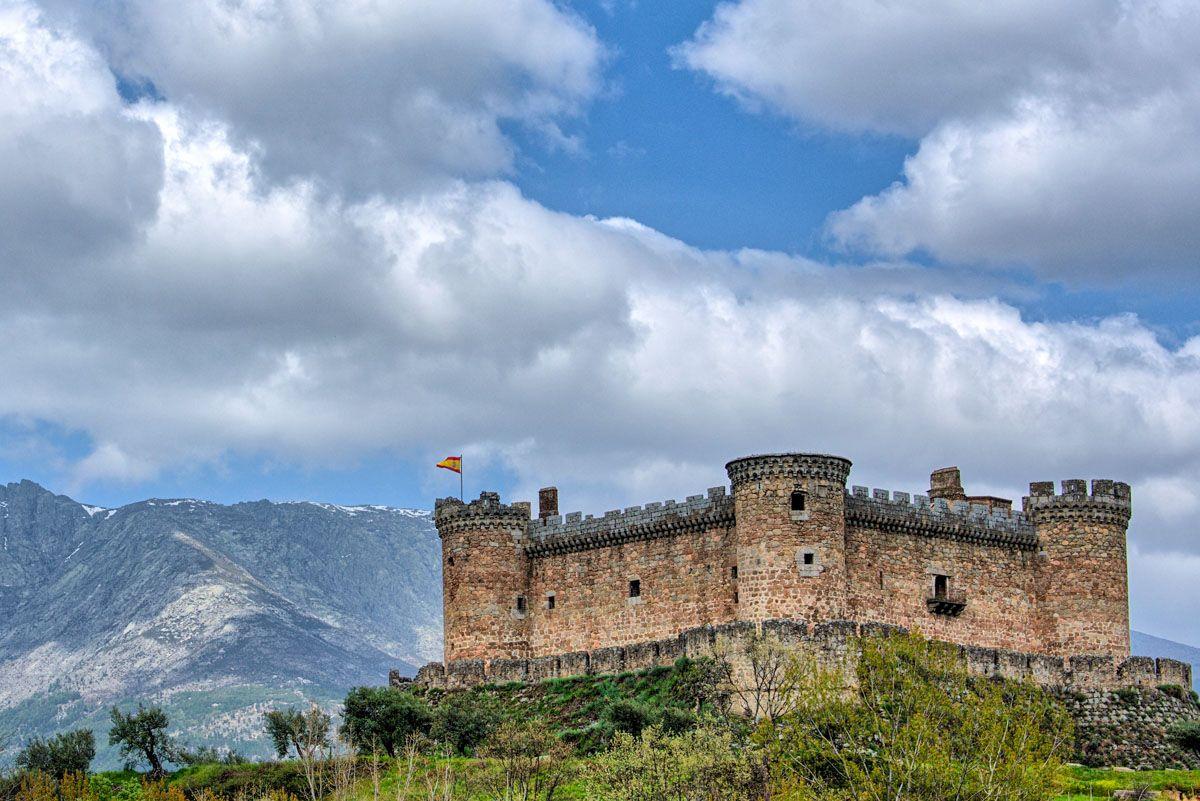 Castillo de Mombeltrán, Ávila, Castilla y León |Qué visitar en Ávila