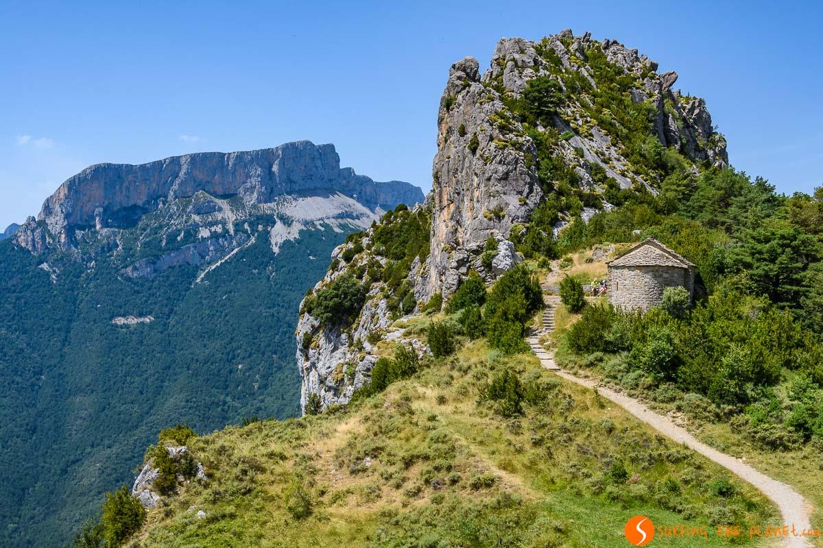 Ruta de las Ermitas, Tella-Sin, Huesca, Aragón