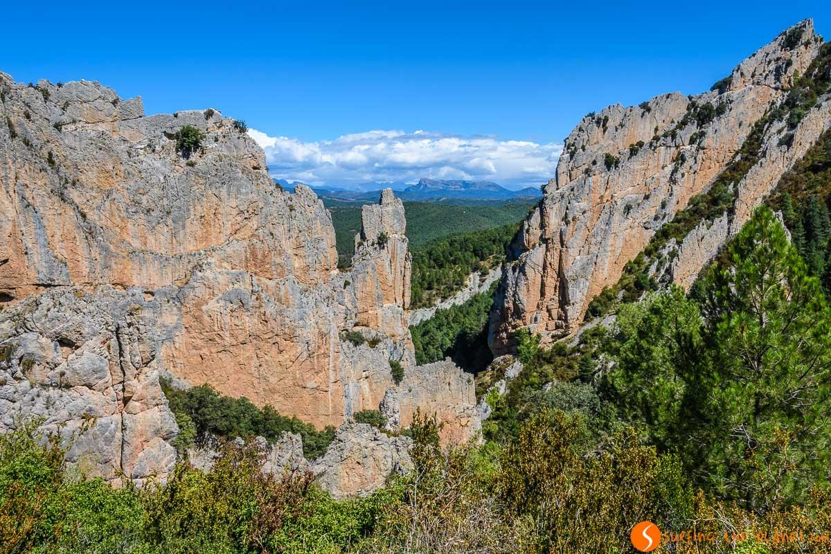 Foz de Salinas, Huesca, Aragón   Qué hacer en la provincia de Huesca