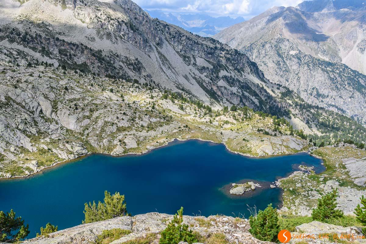 Ibón de Brazato Superior, Valle de Tena, Huesca, Aragón  Qué hacer en el Valle de Tena