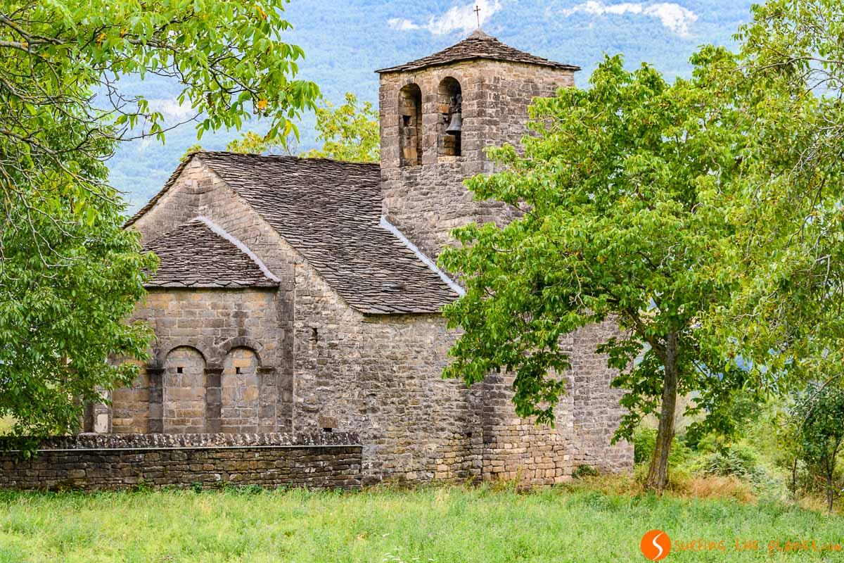 Iglesias del Serrablo, Valle de Tena, Huesca, Aragón  Rincones mágicos que ver en Huesca