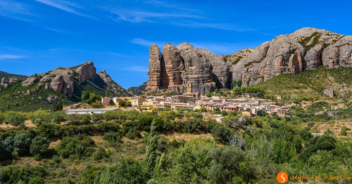Mallos de Agüero, Huesca, Aragón  Qué hacer en la provincia de Huesca