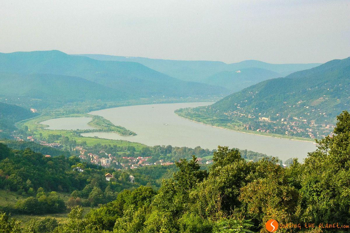Recodo de Danubio, Visegrád, Hungría   Las mejores excursiones desde Budapest