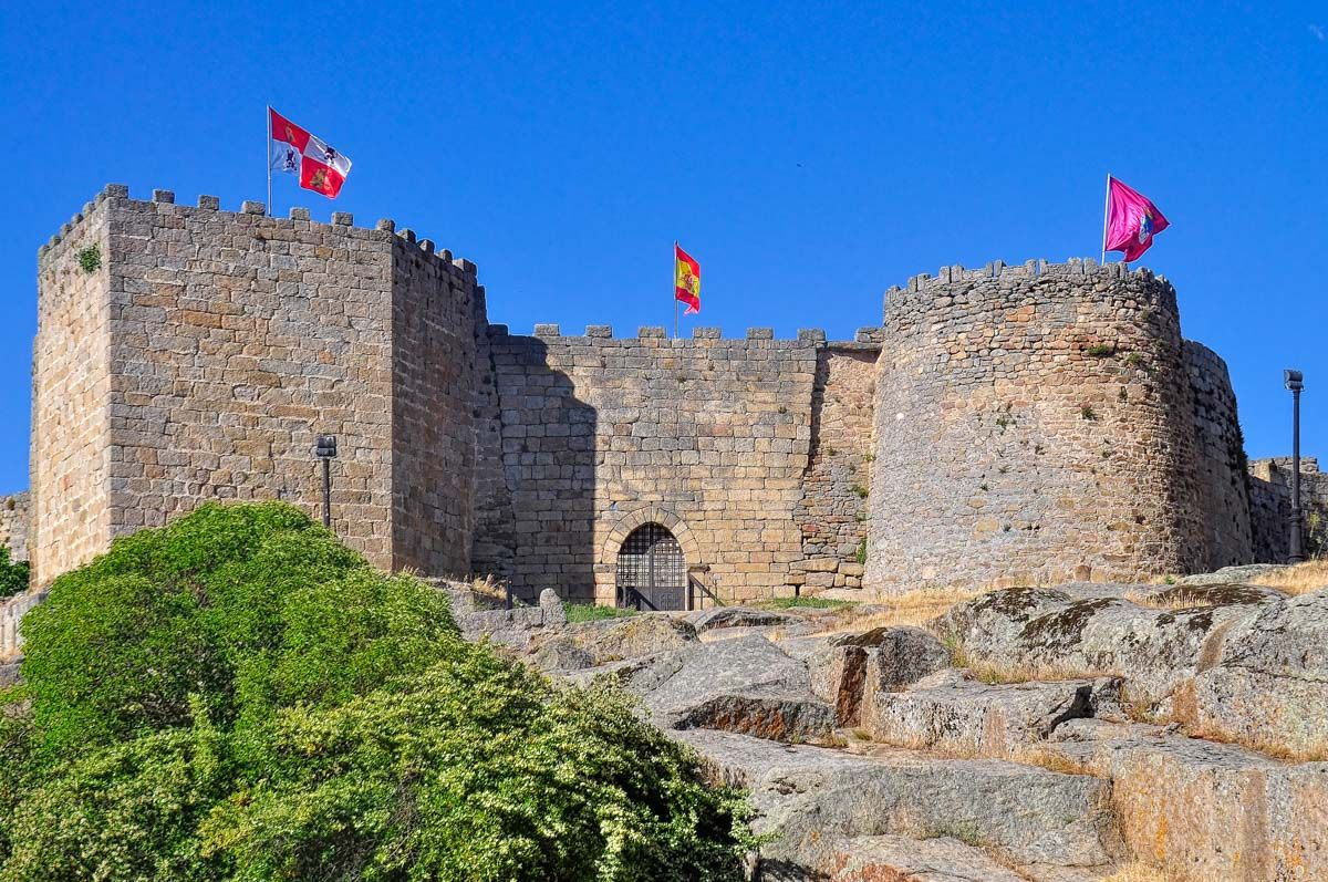 Castillo de Ledesma, Salamanca, Castilla y León