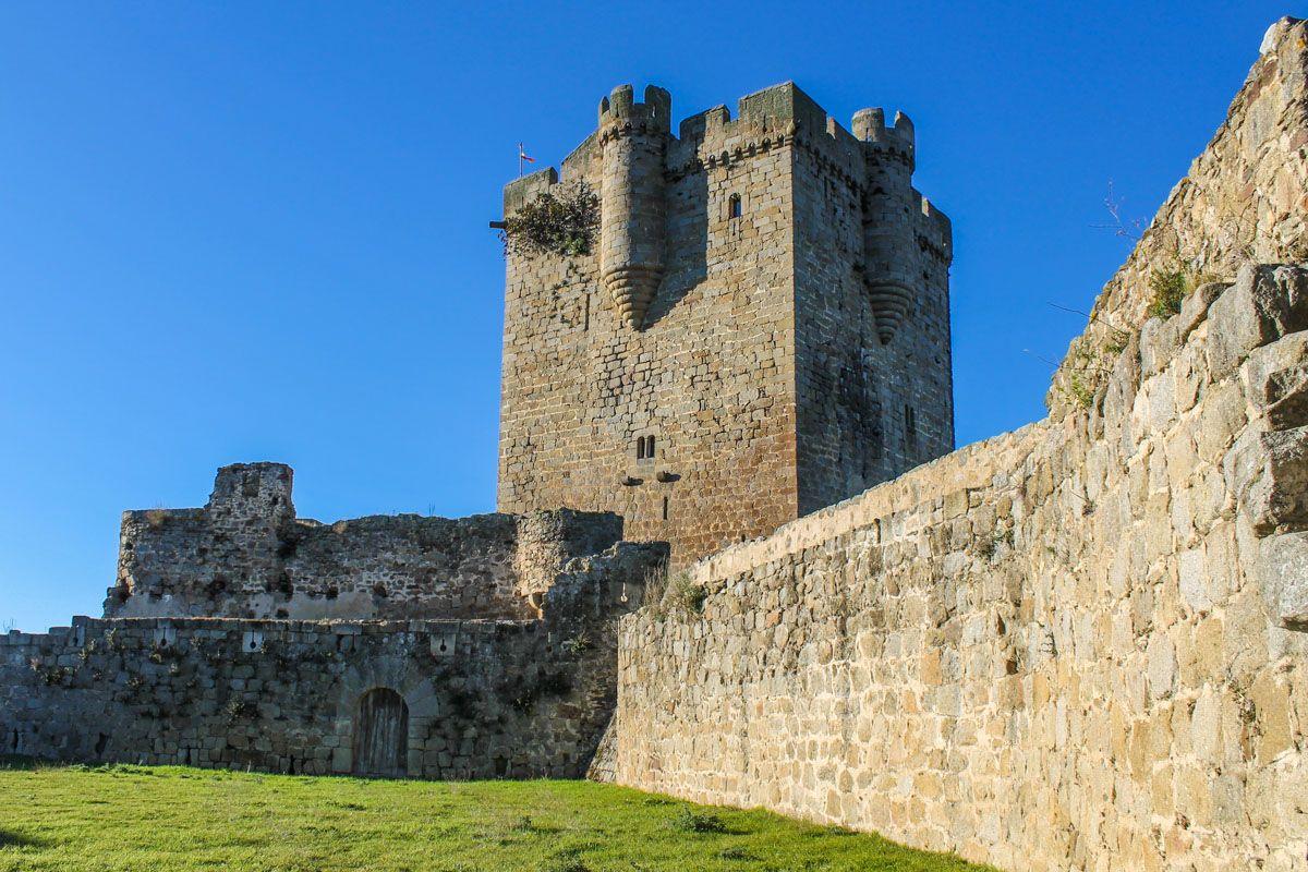 Castillo, San Felices de Gallegos, Salamanca, Castilla y León | Ruta por Salamanca
