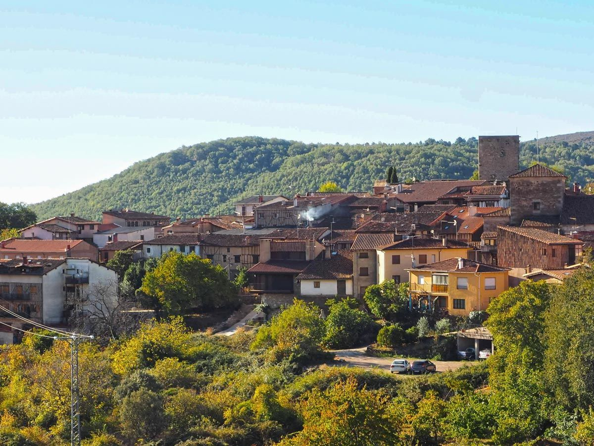 Miranda del Castañar, Salamanca, Castilla y León