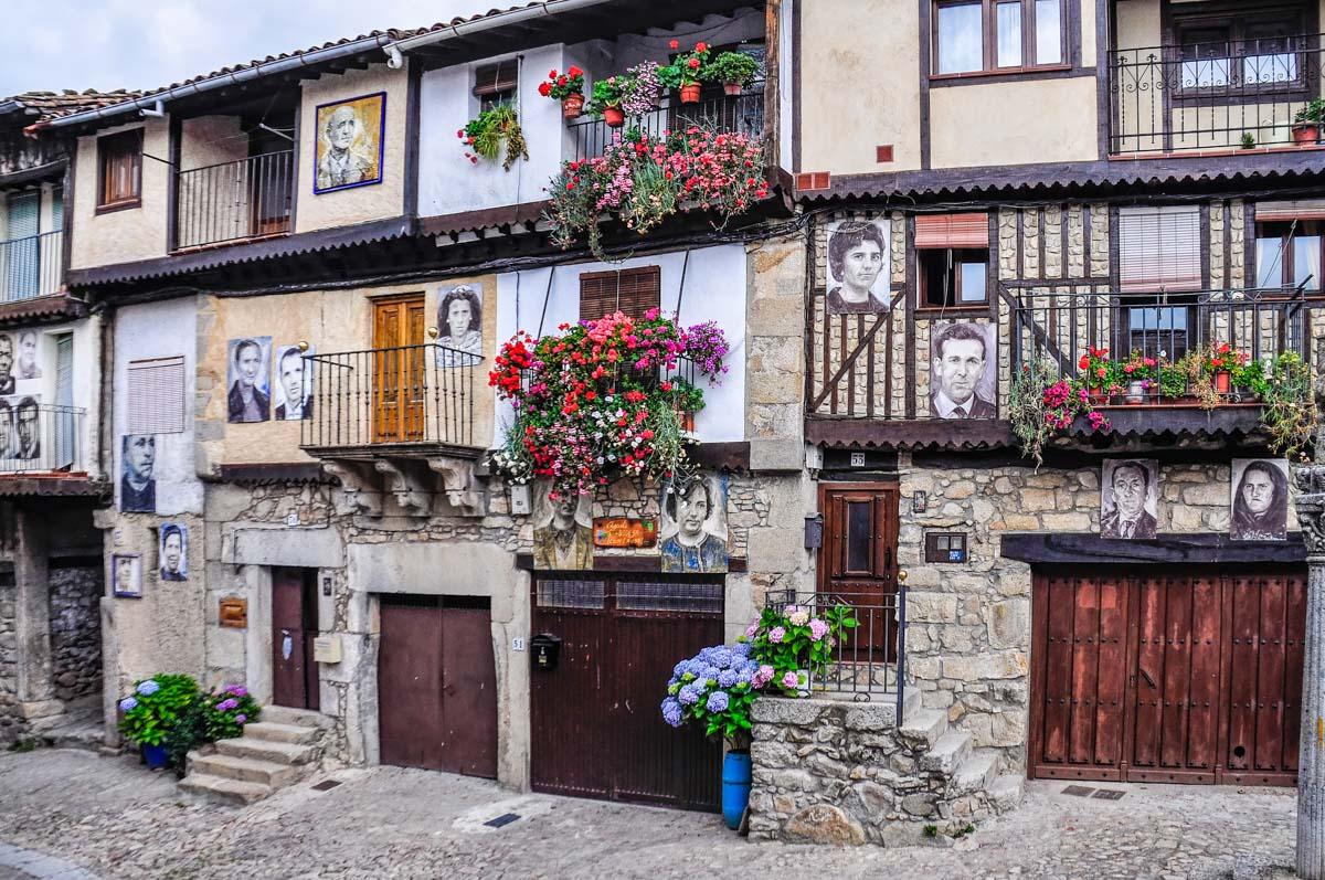 Retratos, Mogarraz, Salamanca, Castilla y León |Qué visitar en la provincia de Salamanca