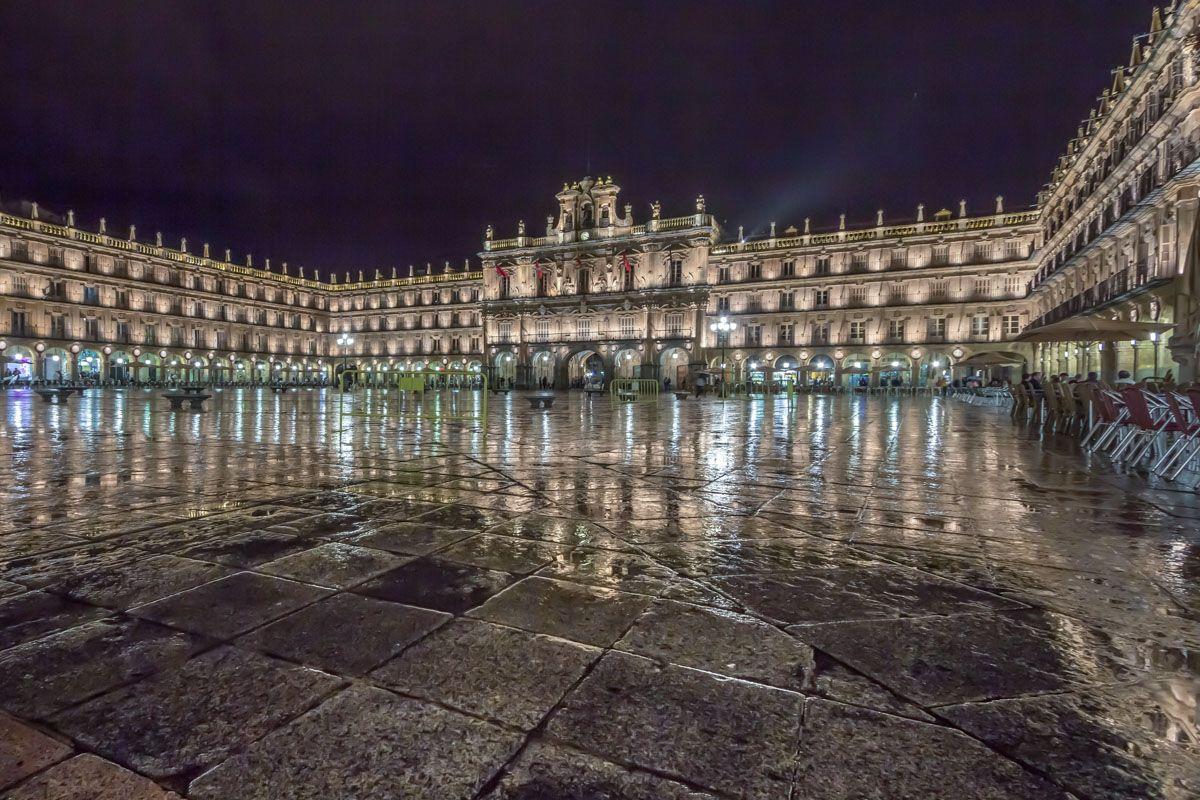 Plaza Mayor, Salamanca, Castilla y León |Qué ver en Salamanca Provincia