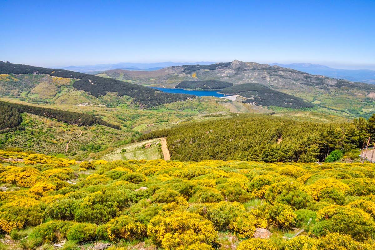 Sierra de Béjar, Salamanca, Castilla y León