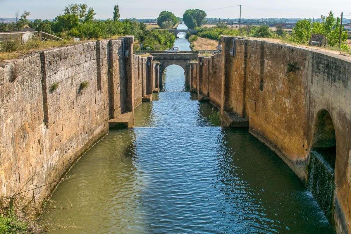 Canal de Castilla, Palencia, Castilla y León |Que hacer en Palencia