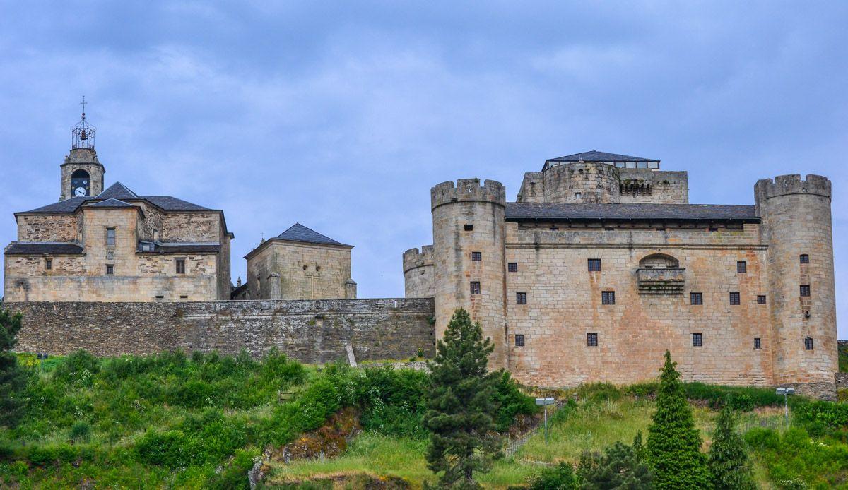 Castillo de la Mota, Benavente, Zamora, Castilla y León | Que visitar en Zamora Provincia
