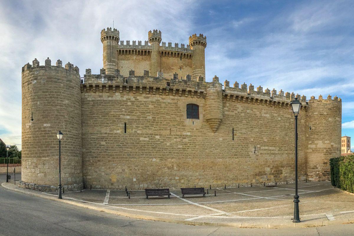 Castilla de Fuensaldaña, Valladolid, Castilla y León | Que ver en la provincia de Valladolid