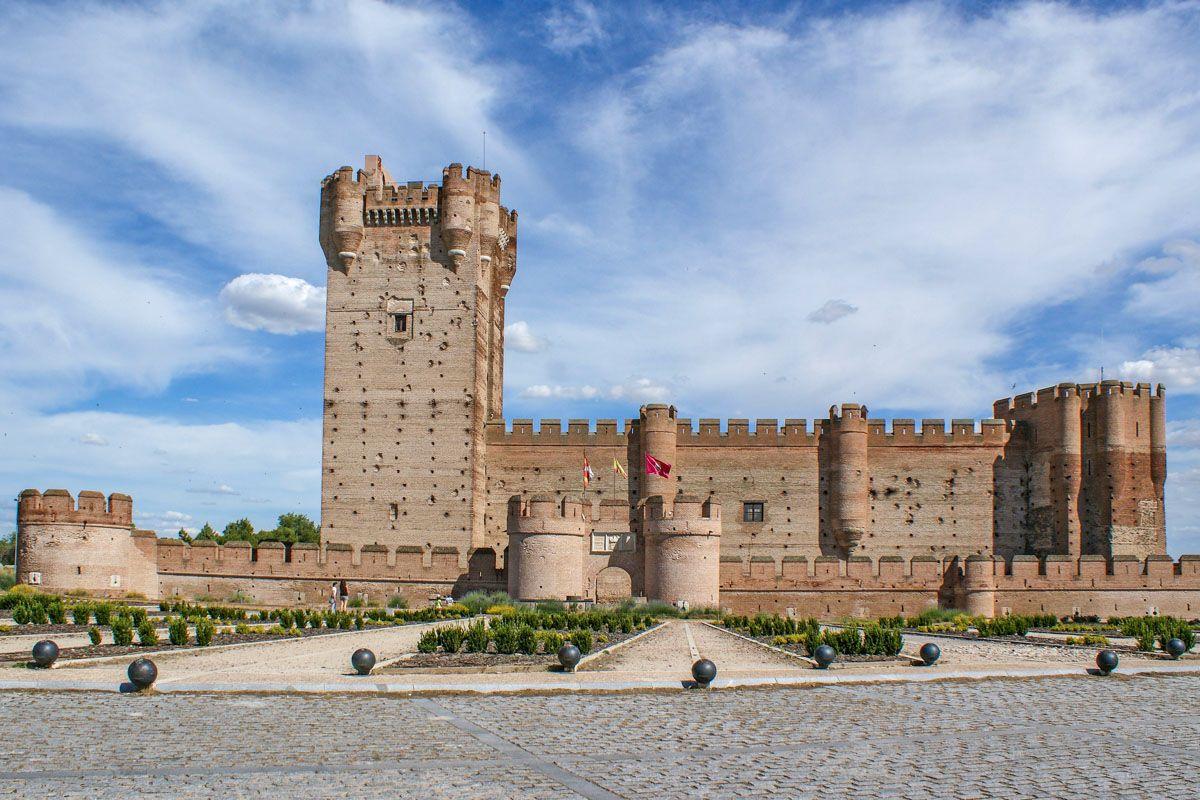 Castilla de la Mota, Medina del Campo, Valladolid, Castilla y León |Que hacer en Valladolid provincia