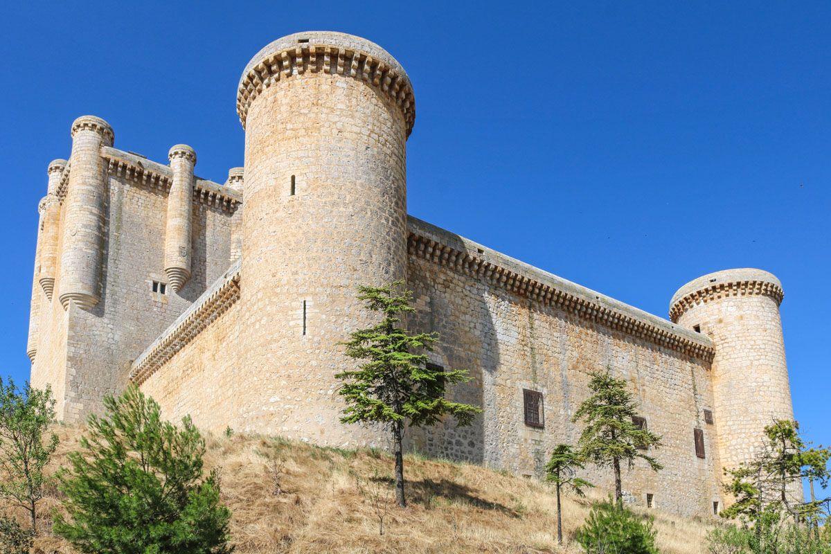 Castillo de Torrelobatón, Valladolid, Castilla y León | Que visitar en Valladolid