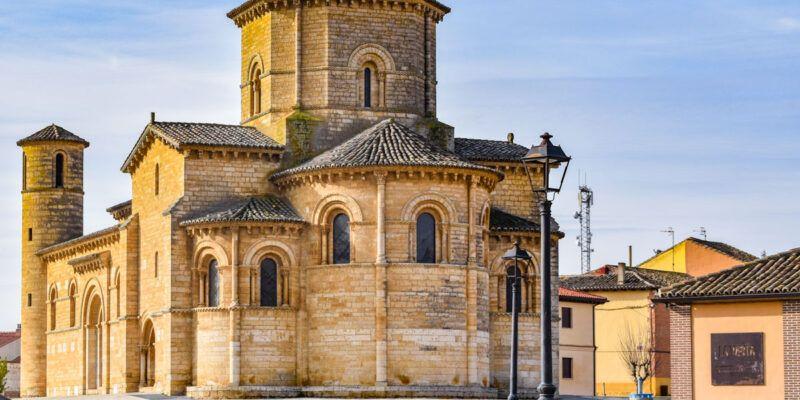 Iglesia de San Martín de Tours, Palencia, Castilla y León