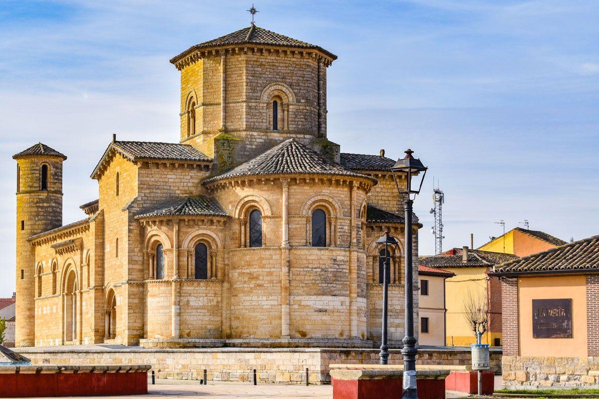Iglesia de San Martín de Tours, Palencia, Castilla y León |Que visitar en la provincia de Palencia