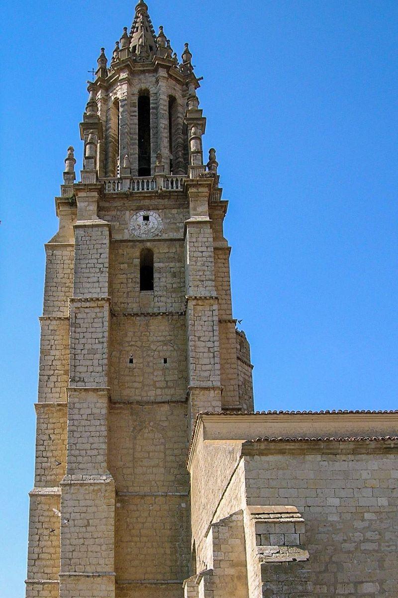 Iglesia San Miguel, Ampudia, Palencia, Castilla y León | Que hacer en la provincia de Palencia