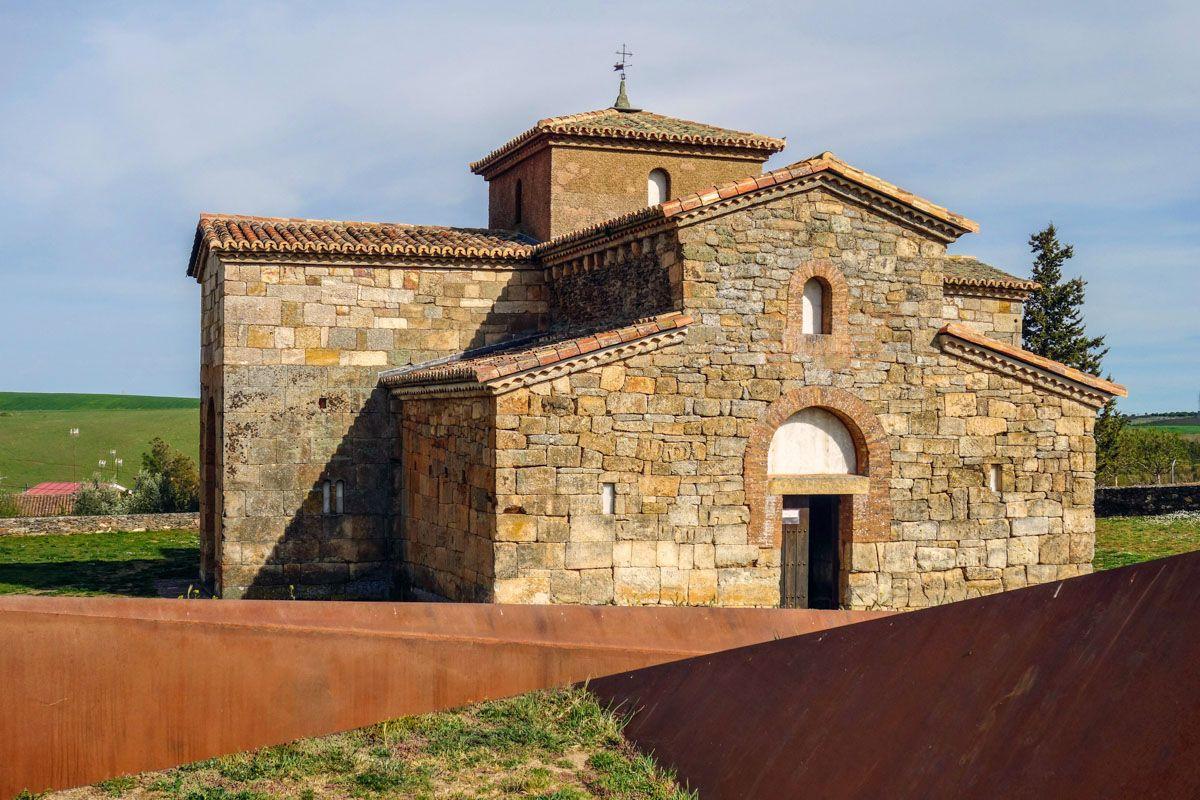 Iglesia de San Pedro de la Nave, Zamora, Castilla y León