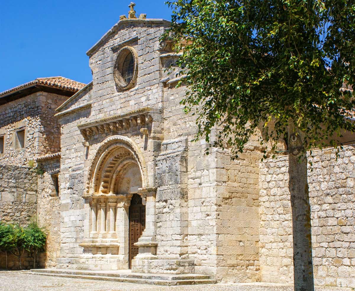 Iglesia de Santa María, Wamba, Valladolid, Castilla y León