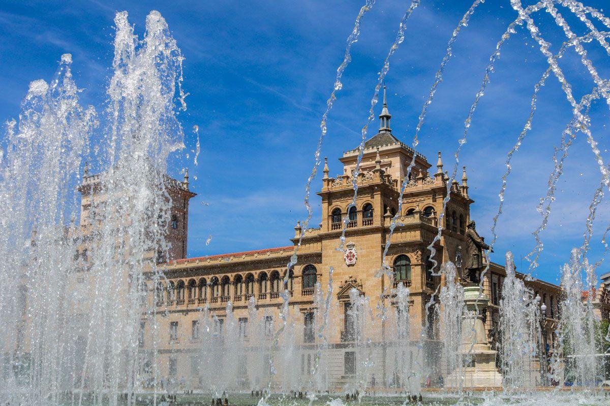 Plaza Zorrilla, Valladolid, Castilla y León |Que ver en Valladolid