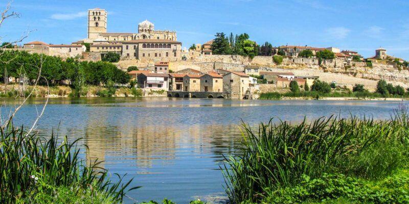 Vistas panorámicas, Zamora, Castilla y León