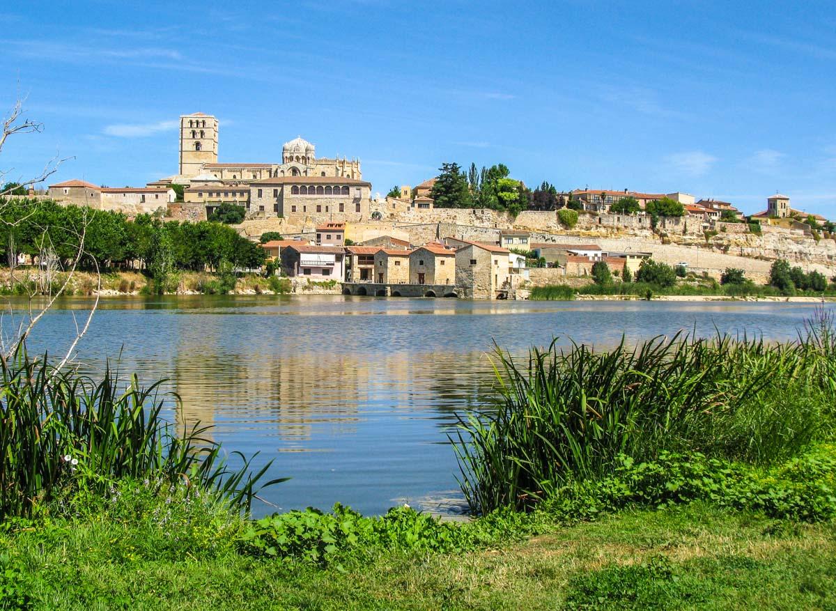 Vistas panorámicas, Zamora, Castilla y León |Que ver en Zamora Provincia
